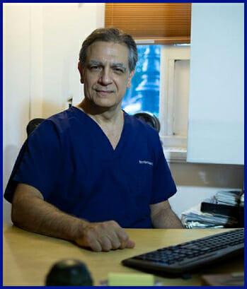 About Dr. Spiro Condos